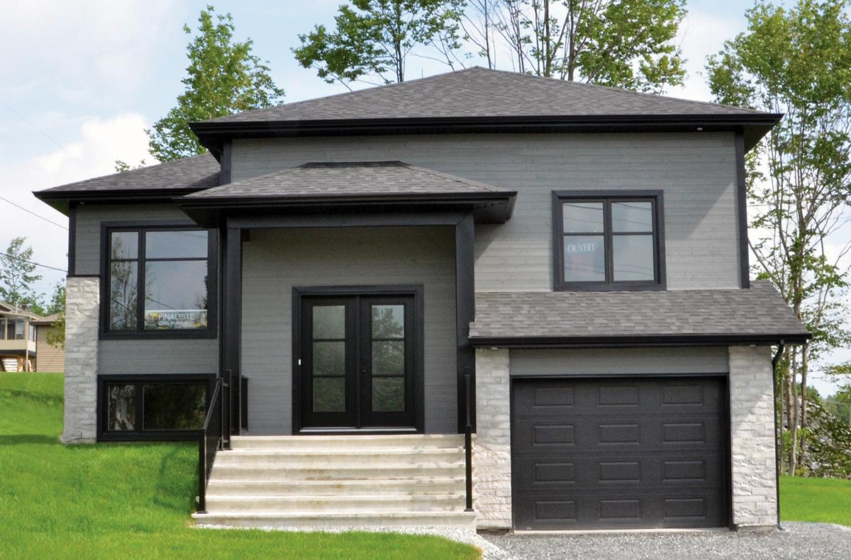Maison unifamiliale avec garage - Aléna