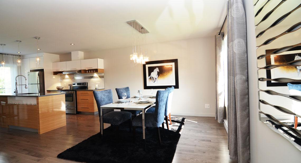 Maison neuve et maison à vendre projet clé en main terater